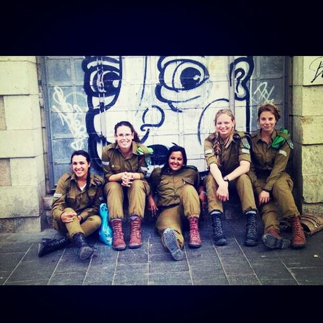 Army Israeligirls LoveThem  Good Times