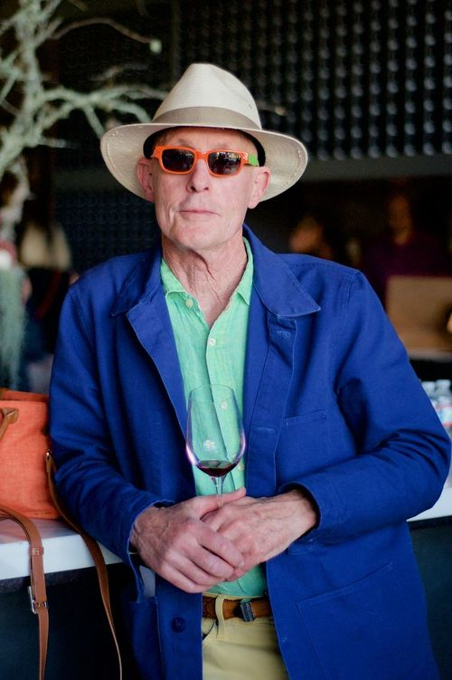 Colorful senior man looking into camera wearing straw hat and dark glasses while holding a glass of wine. Red Wine Close-up Day Front View Holding Glass Leisure Activity Lifestyles One Person Outdoors People Portrait Real People Senior Adult Senior Man Straw Hat Sunglasses Young Adult Fresh On Market 2017
