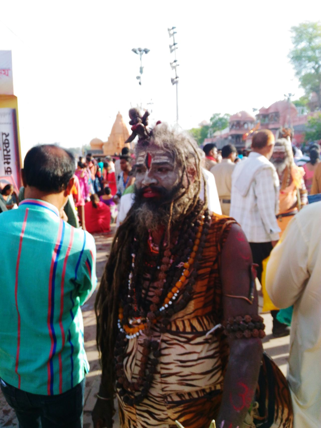 Baba India Sadhu Of India Shadhu Akhada Kumbh 2016 Ujjain Shiva Lord Shiva Lord Shiva On Earth Simhastha Festival ,Ujjain ,India Showing Imperfection Up Close Street Photography The Great Outdoors With Adobe The Portraitist - 2016 EyeEm Awards
