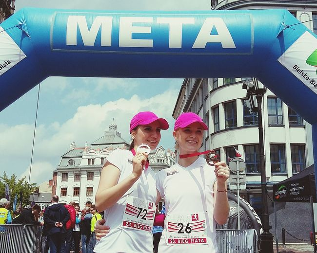 Mamy to!!! BiegFiata Bielsko-Biała Running LOVE Running