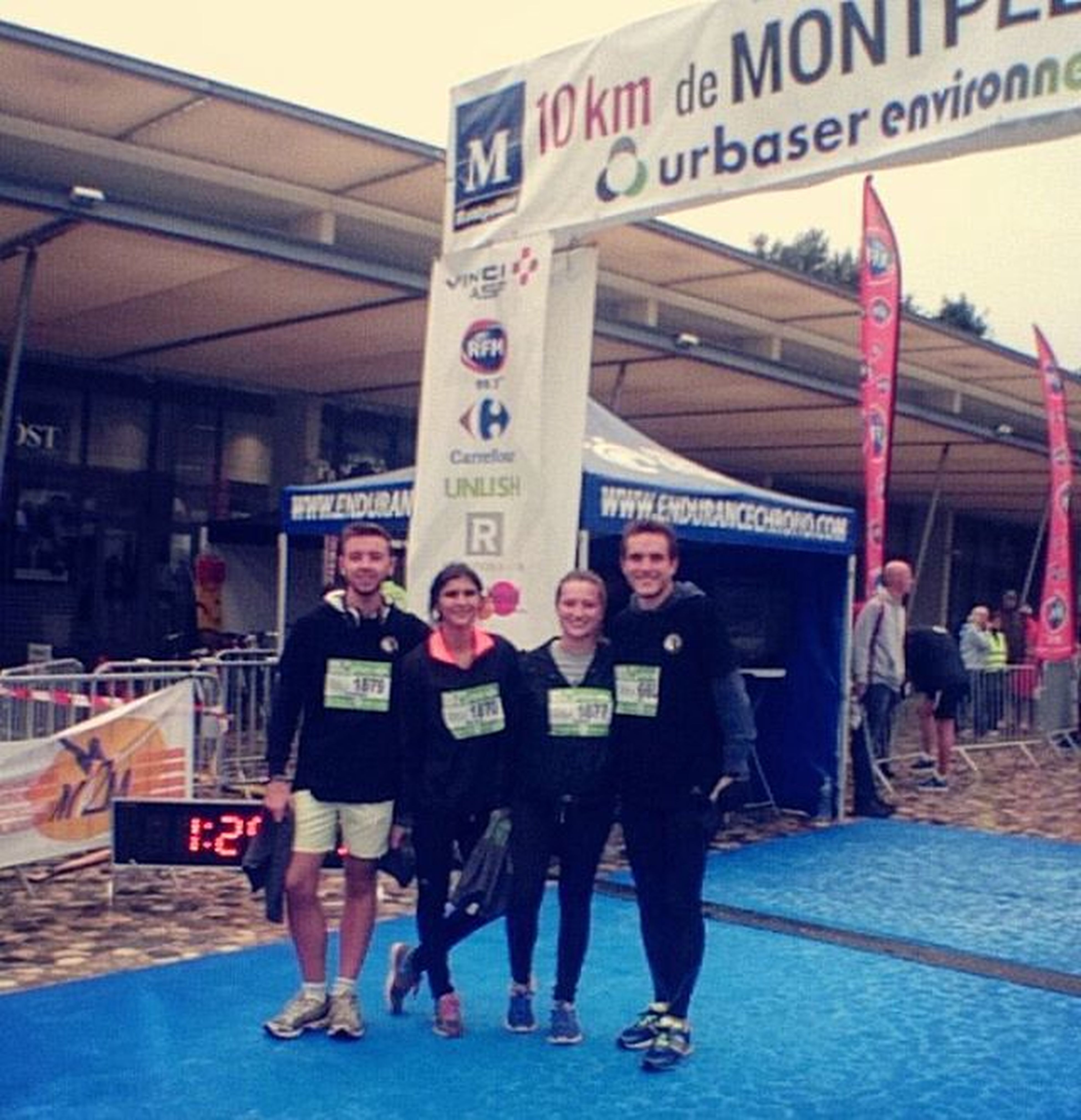 "48""18 💪 - 10KM de Montpellier - Hôtel de Ville 10km Montpellier Running Motivation Sport Workout Nopainnogain Nike Nikeplus Sportiates Mbs"