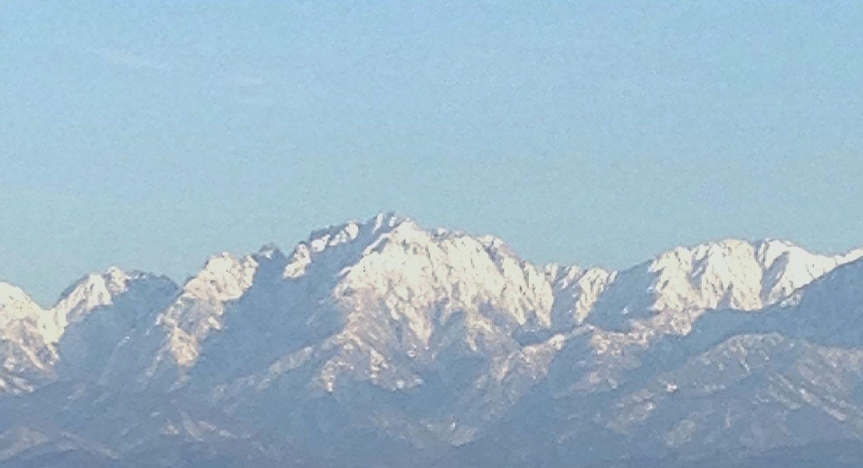 風景 景色 自然 冬 山 Mt.