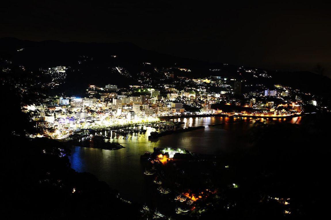 Nightphotography Atami Atami In Japan