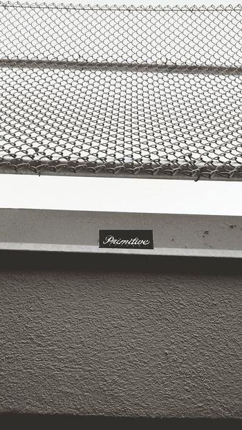 my sticker is still up since 2years ago at my high school Primitive Apparel Ontheblvd Skatelife Sticker