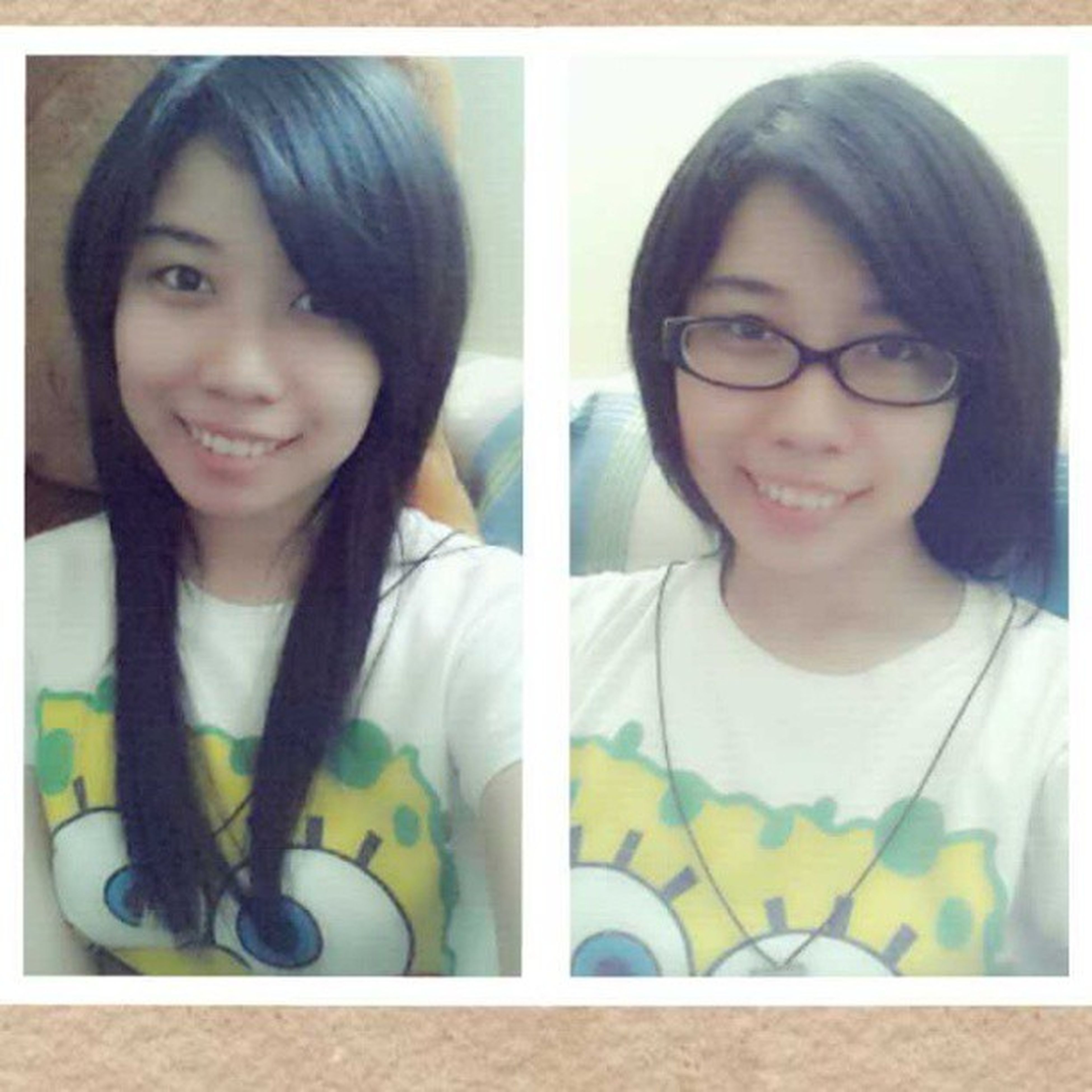 long hair.. short hair :D Octopuscut Hair