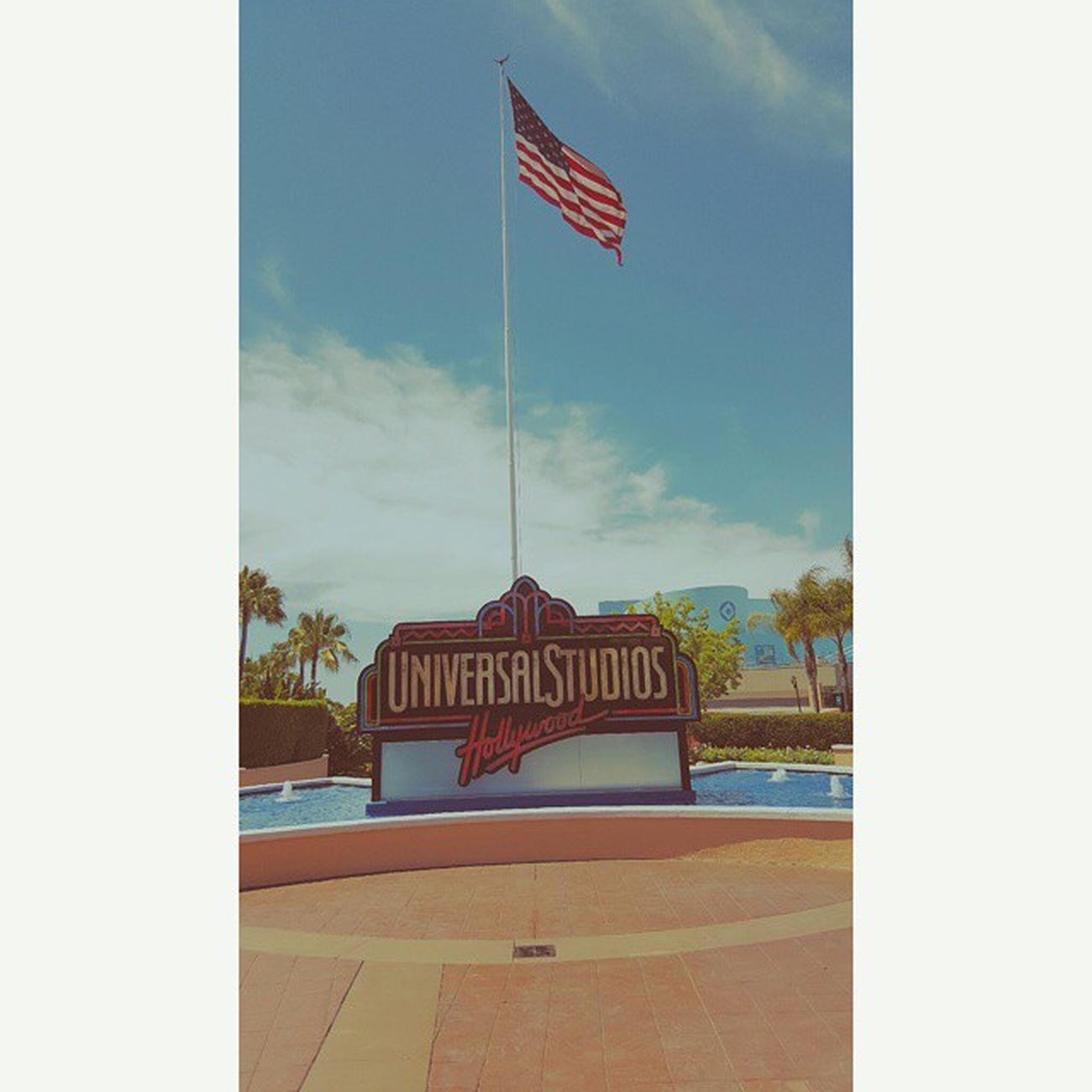 Universal Studios Hollywood LAX Hollywood USA Universalstudios Vscocam Squareinstapic @studio8apps