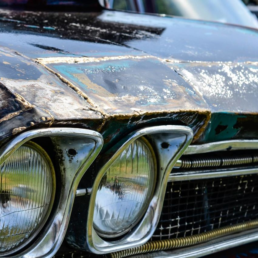 Went to a car show this week so expect to see a lot of car shots Car Transportation Mode Of Transport Land Vehicle No People Day Outdoors Close-up Chevy GMC Rusty Ratty Nikon Metal Muscle Cars Chevrolet Art Style Multi Colored