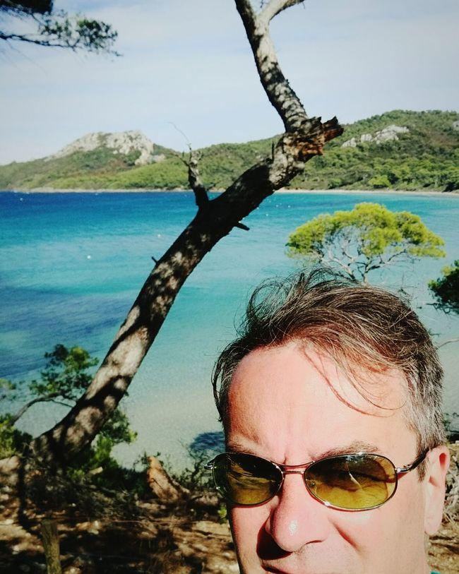 Me Taking A Trip Enjoying Life Sunshine ☀ Nature Looking Around In Porquerolles France