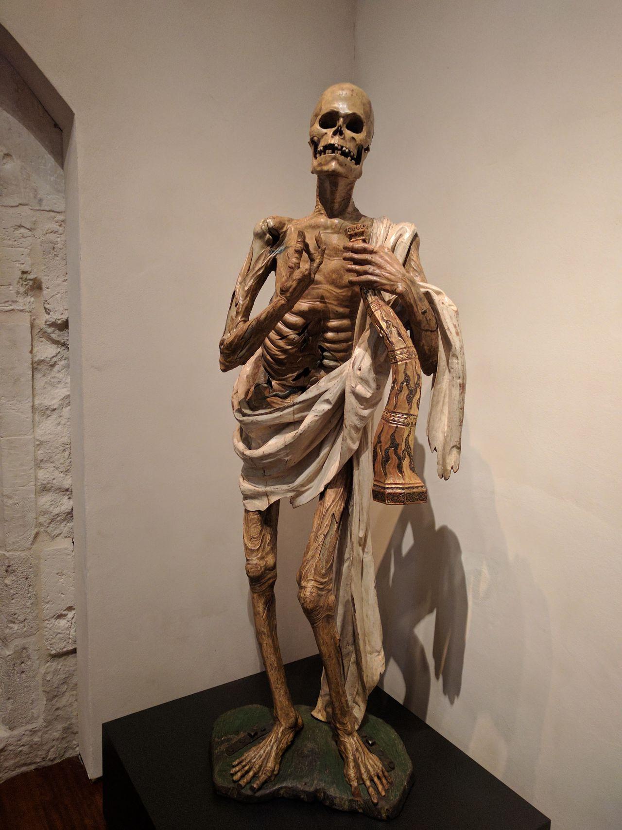 EyeEm Selects Muerte Death Museum Museo Nacional De Escultura Valladolid Low Angle View Escultura Statue EyeEm Best Shots EyeEm History