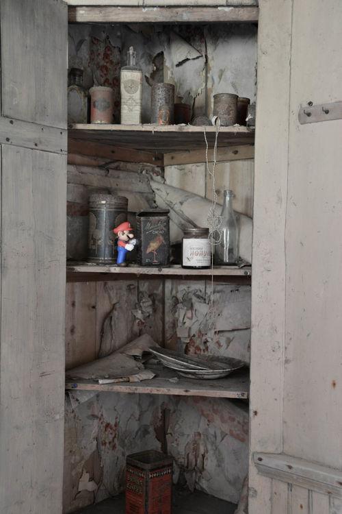 Abandoned Day Mario Mariobros Old Pantry