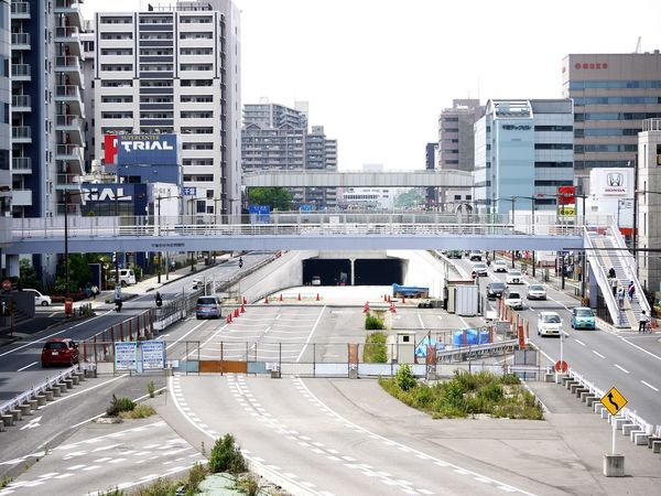 Streamzoofamily Streetphotography Road Automobile Town Chiba,Japan 🚧🚧🚧under construction 🚧🚧🚧1.1キロ程のトンネル😊✋🏻🎵🚧🚧🚧