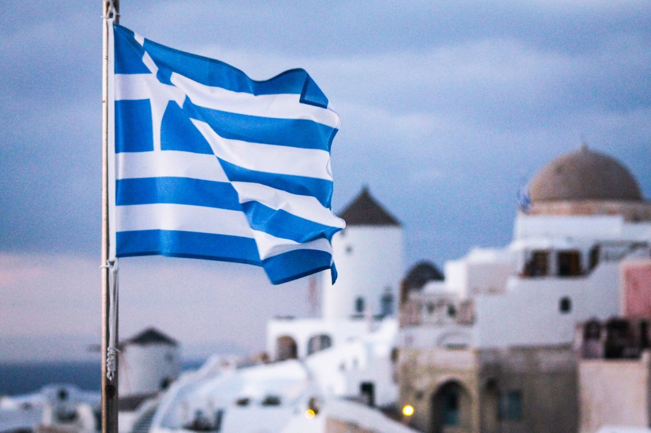 Beautiful stock photos of athens, Community, Destination, Flag, Greece Flag
