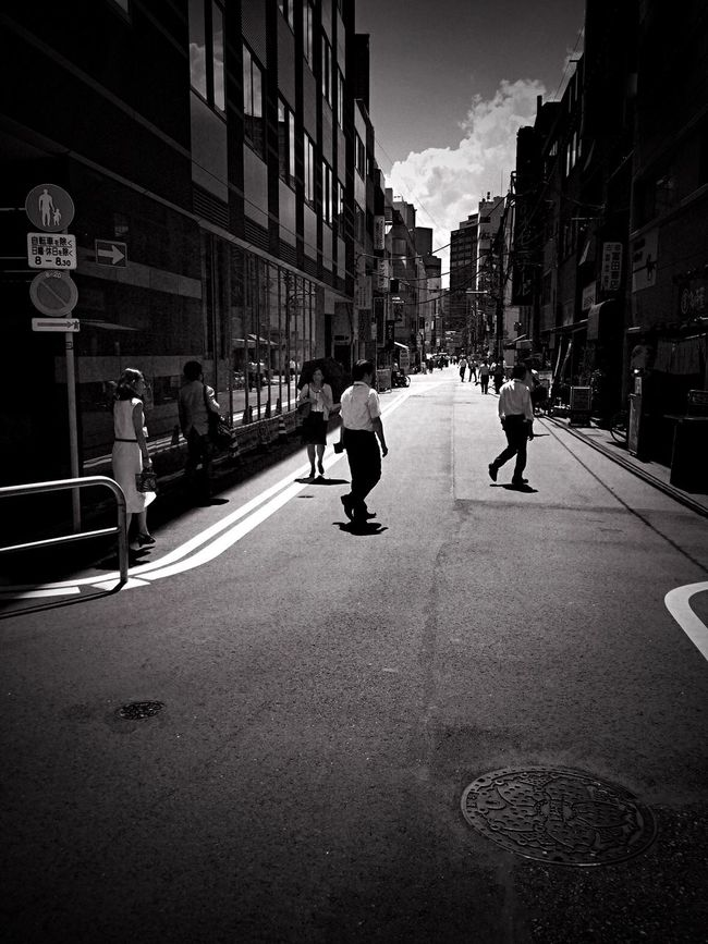 Streetphotography Street Photography Light And Shadow Monochrome
