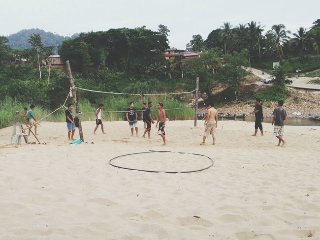 activity kat kg.... Volleyball Tamannegarapahahng