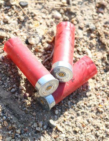 Ammunition Shotgun Shells No People Close-up Hunting