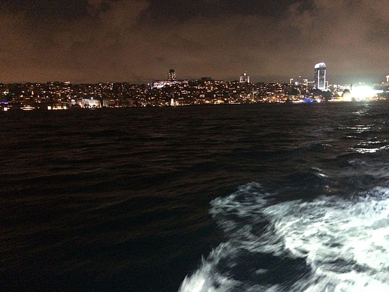 İstanbul bugün yorgun...