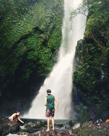 Outdoors Phone Photography Adventure Scenics Landscape Beauty In Nature Tropical Climate Waterfalls In Philippines Waterfalls Waterfalls And Calming Views