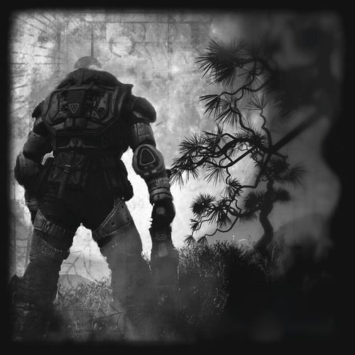 Science fiction scene created with a backdrop, smoke, kids toy and a couple of overlays from pixlr. Bit of fun for the challenge. #gearsofwar ;) Having Fun Blackandwhite Black And White Science Fiction Gearsofwar Xbox 360 Bw_collection