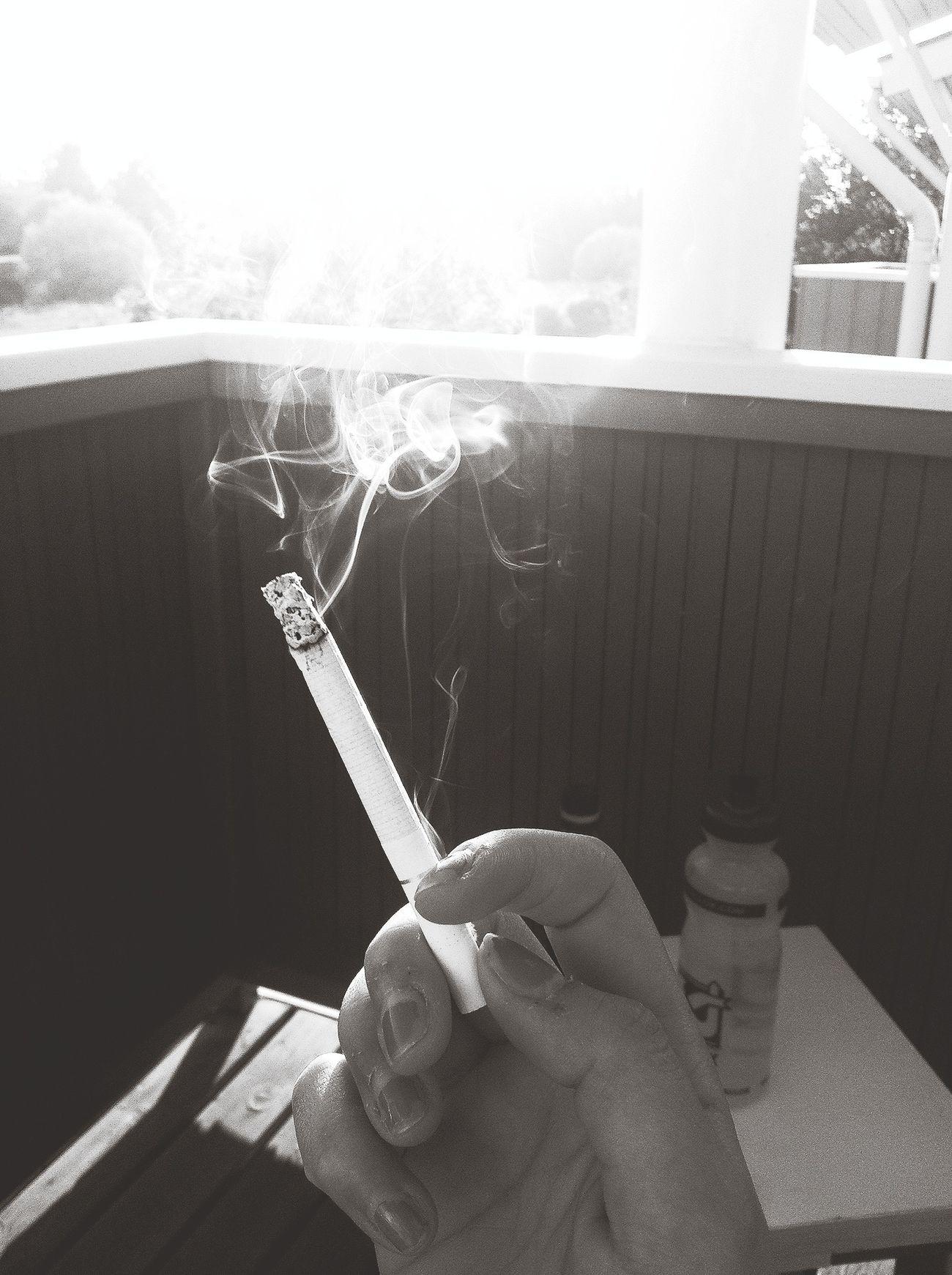 Smoking Hanging Out Cigarettes Smoke