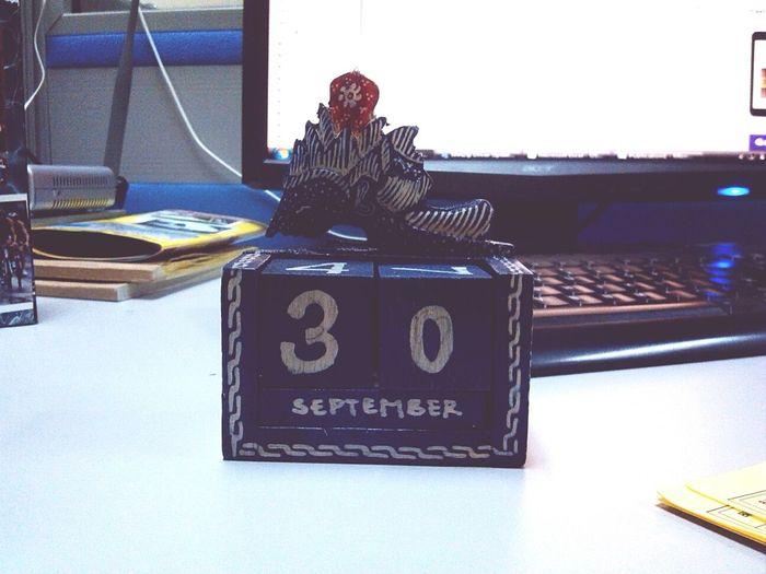 Calendar Surabaya Java Javacalendar