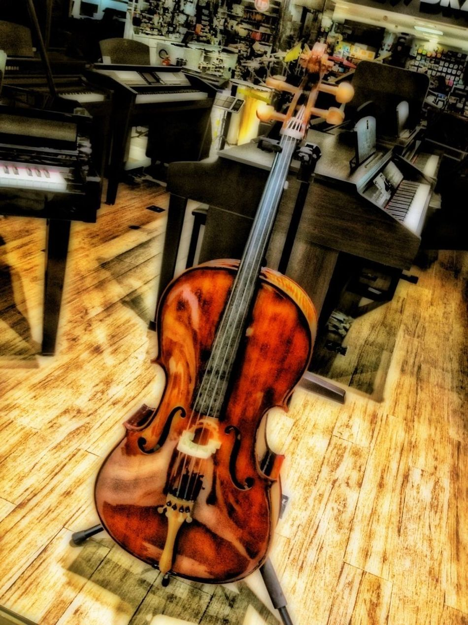 HDR Cello Hdr_Collection Hdr Remiximage Galeriaparalela Orton