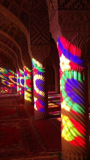 Iran♥ Persian Art Persian Carpet & Rug Travel Shiraz, Iran Mosque Beauty Calmness Faith Architecturephotography First Eyeem Photo Shirdal Airya Tour