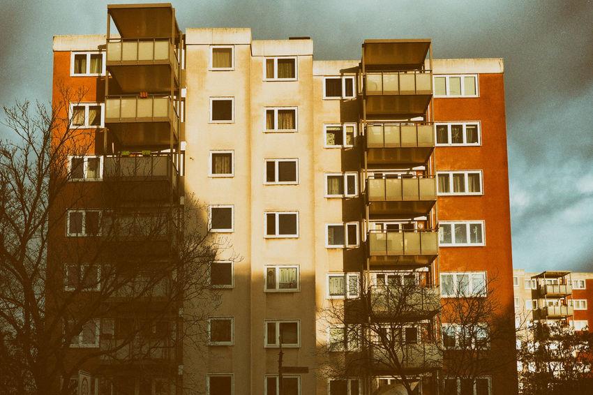 Minimalist Architecture Rüsselsheim Architecture Gebäude Wohnen Wohnsiedlung