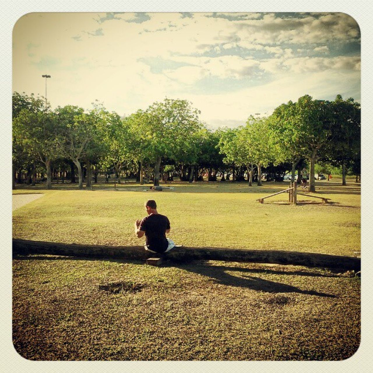 Aterro Riodejaneiro Sky Grass lawn workout