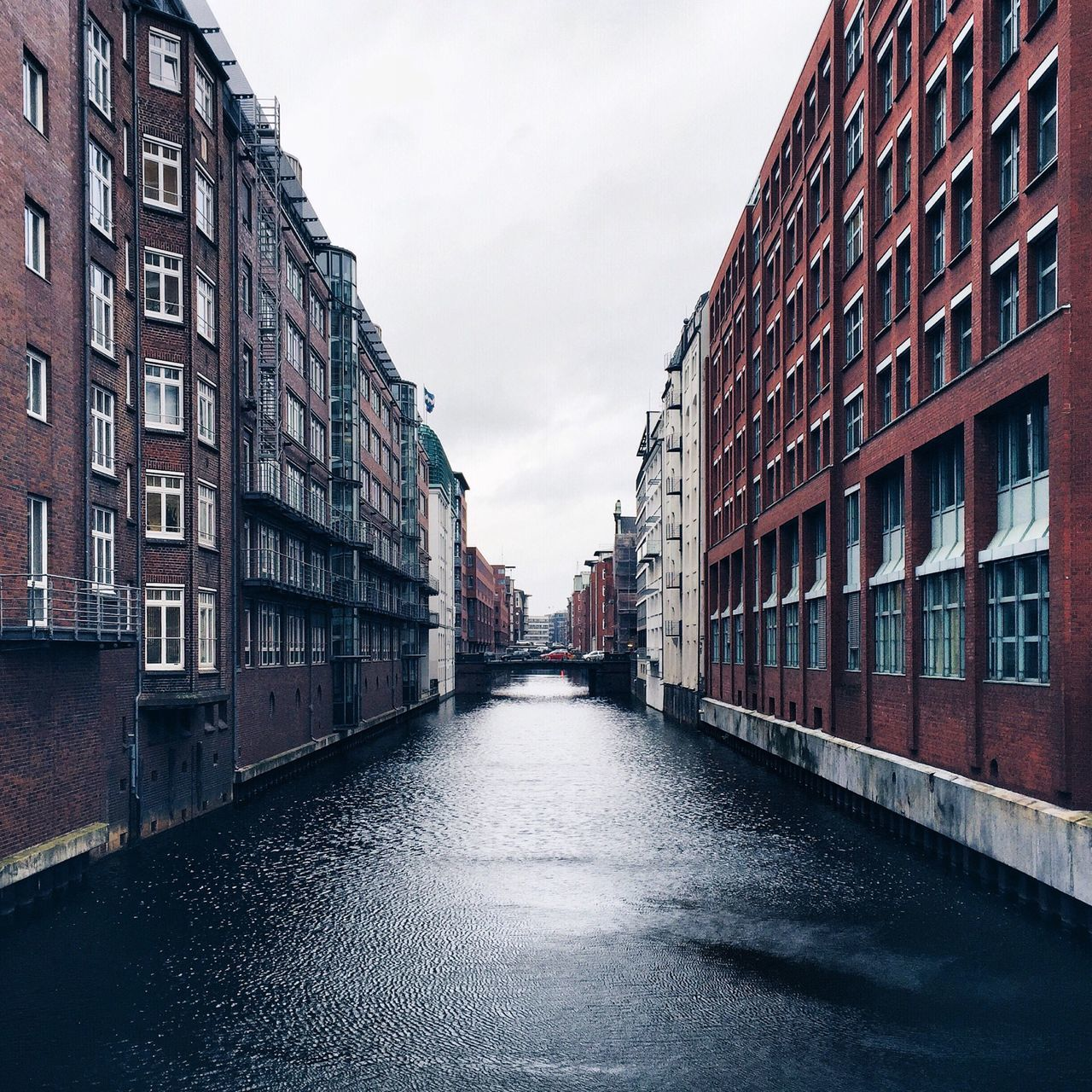 Beautiful stock photos of hamburg, Architecture, Building, Building Exterior, Built Structure