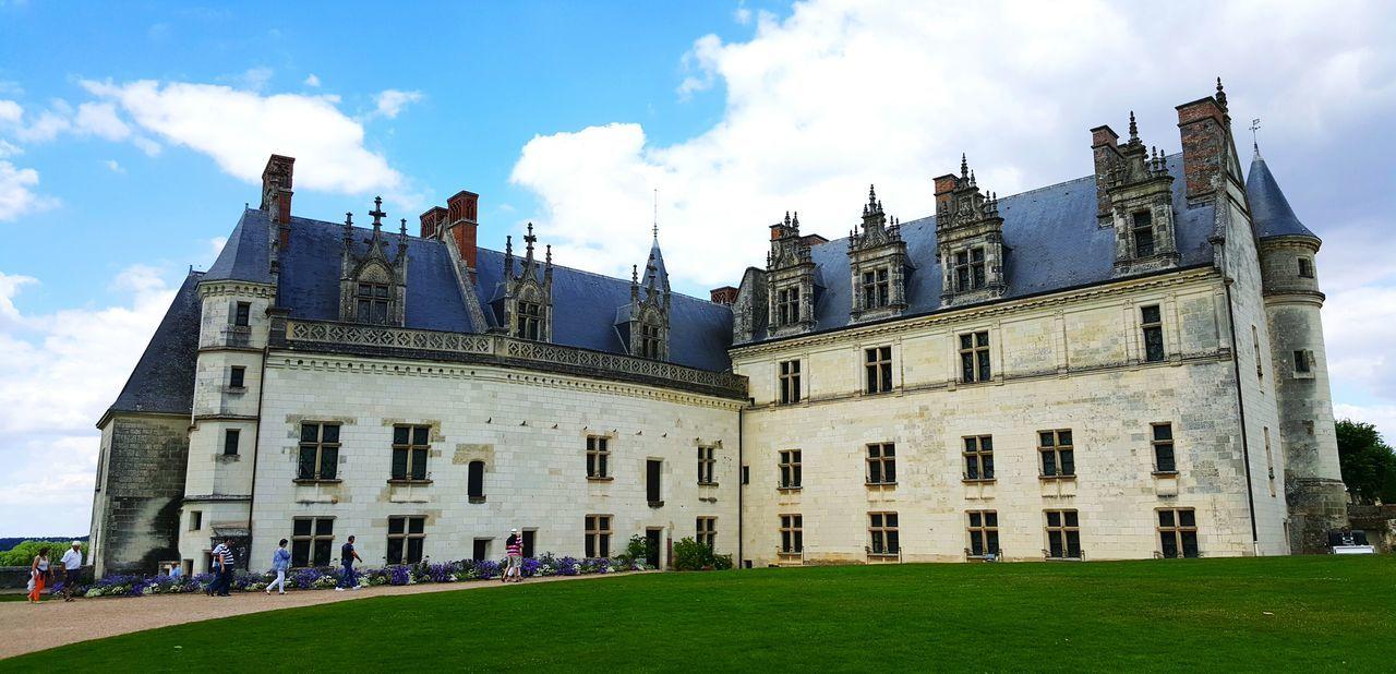 Chateau D'Amboise Château Royal D'amboise