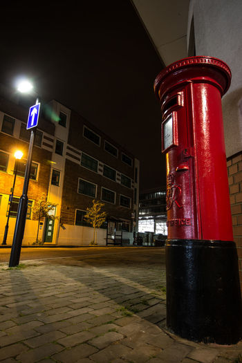 a random red post box in old portsmouth Architecture Building Building Exterior Built Structure Car City City Life City Street Direction Guidance Land Vehicle Olde Towne Portsmouth Red Post Box Residential Structure Road Southsea Castle Speed Street Street Light Traffic Urban