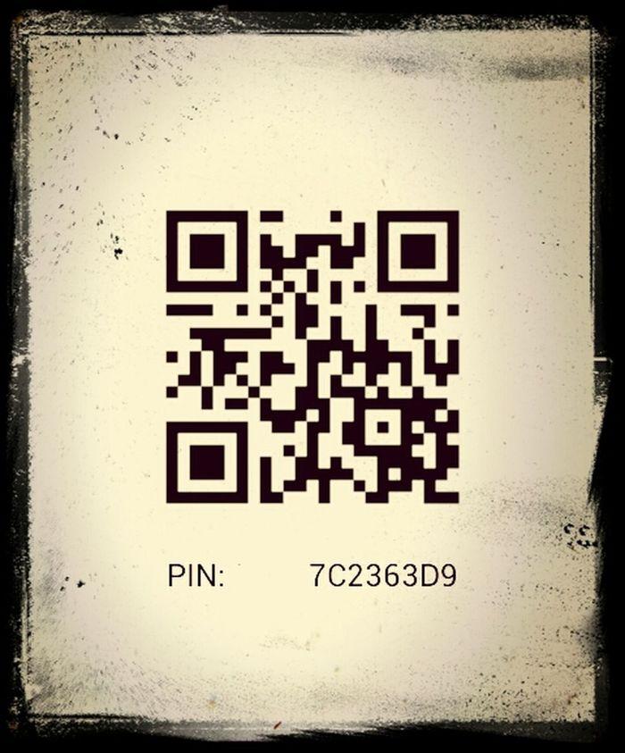 Hi Bbm Pin BBM!