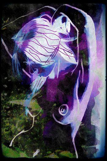 Human Figure My Art, My Soul... Bodyart Fallen Angels Doitbetter Beauty Flowers