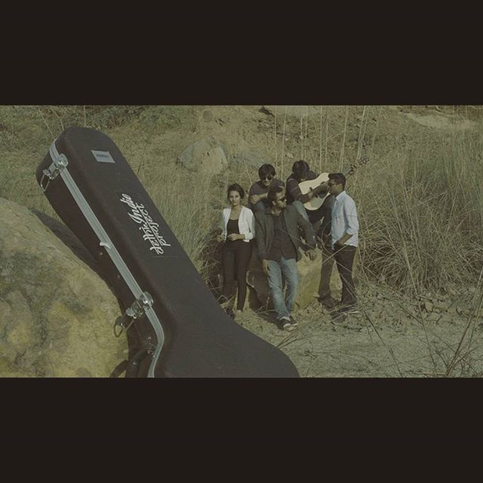 As we get closer to the music video. Here is a glimpse to its making. Catch the band LIVE 6:30pm today @Nehru Park,Chanakyapuri at Palate Fest. Delhiindieproject Indieartist