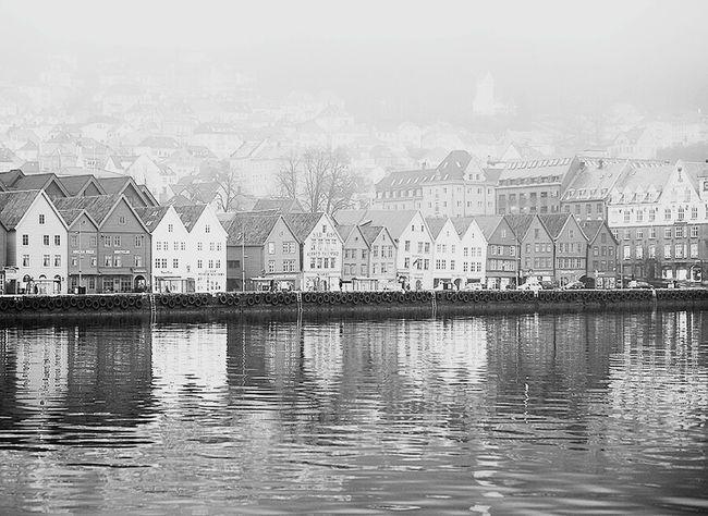 City Home Black And White Blackandwhite Black&white Old Buildings Vann