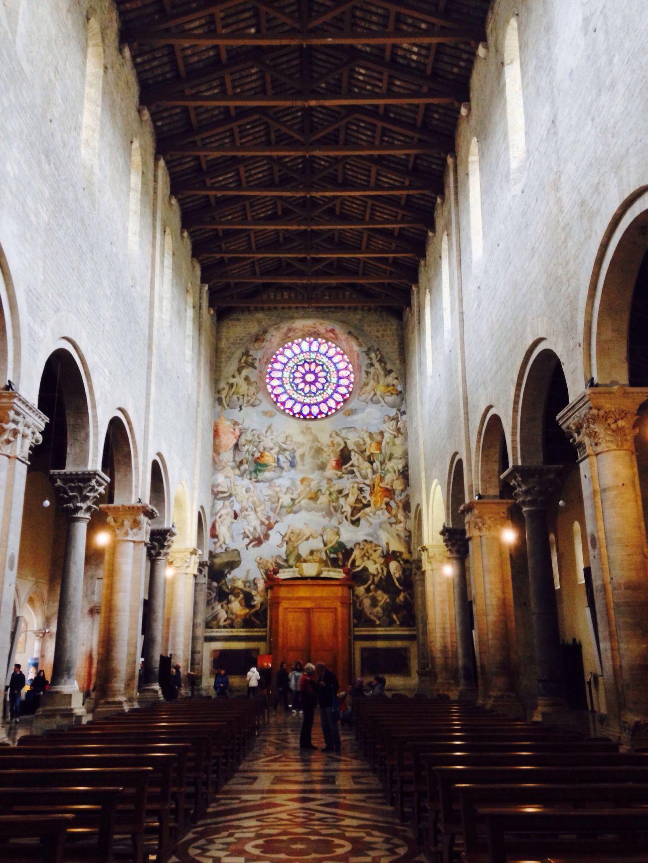 Church Cristianity Religious  Religious Art Religious Architecture Detail Italy Todi  Umbria Perugia