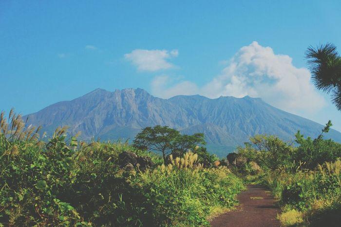 volcano,Sakura-jima Nature_collection Keicomoment Great Views Japan