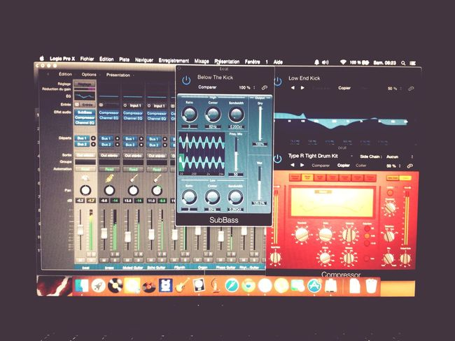 Mixing Mixing Sessions Logic Prox MacBook Getting In Touch What Does Music Look Like To You?