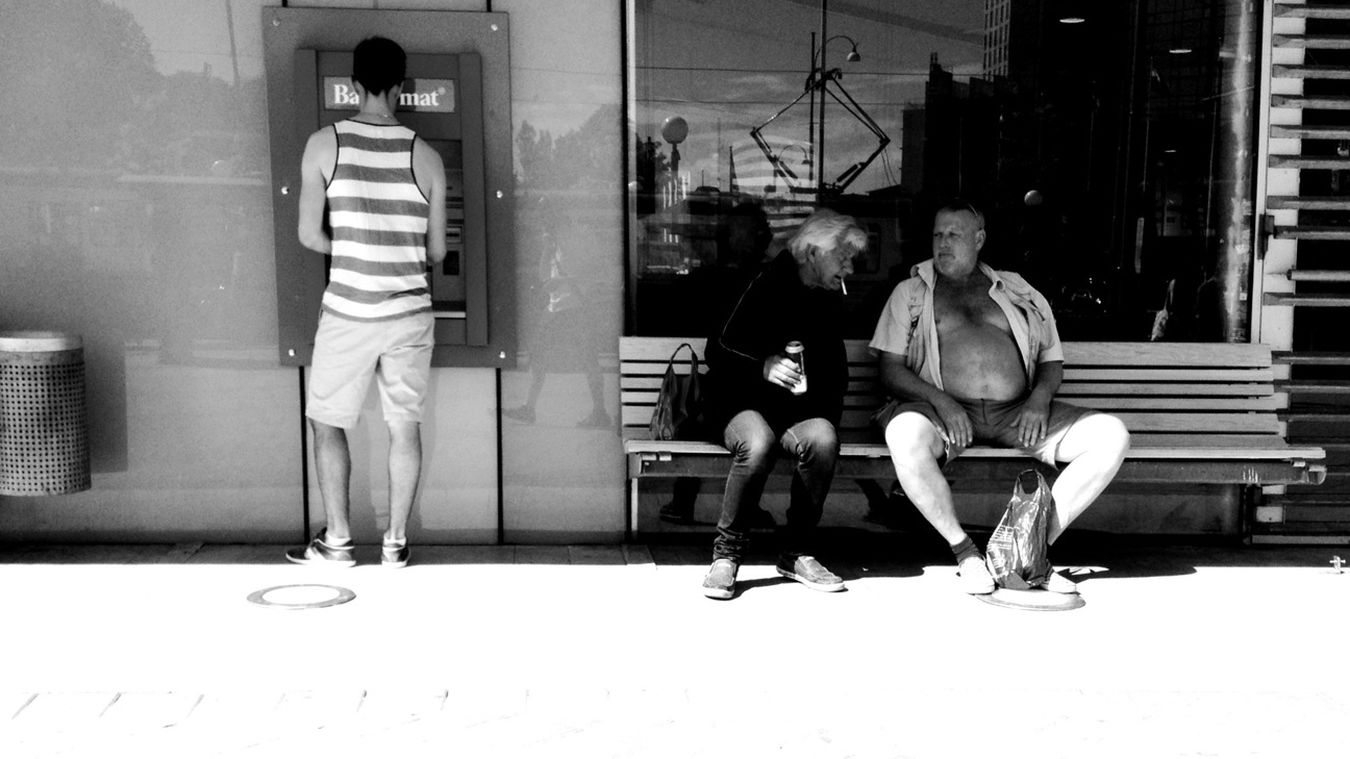Streetphotography Streetphoto_bw AMPt_community Summer Guys