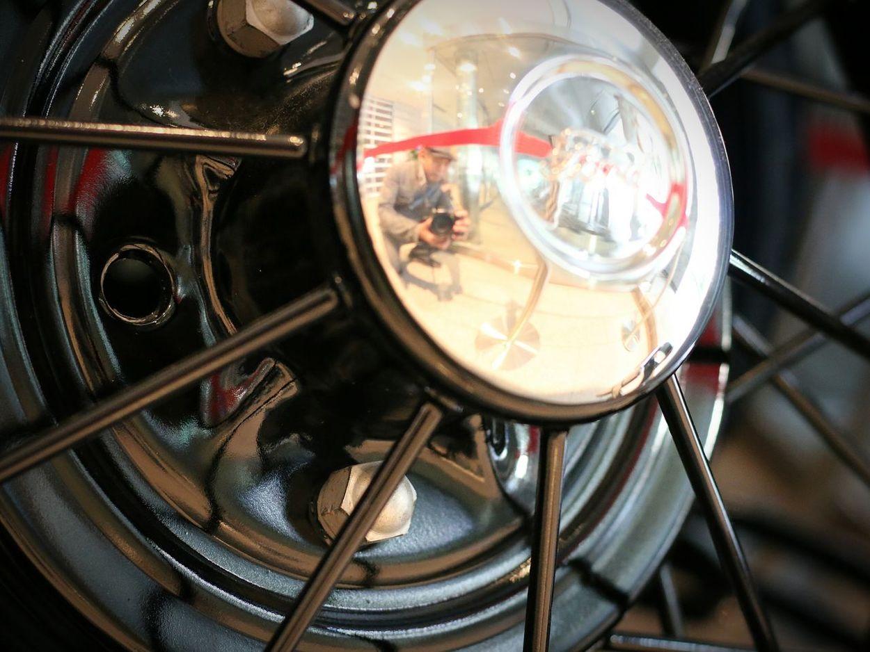 写りこみ ピカピカ Reflection クラシックカー Classiccar