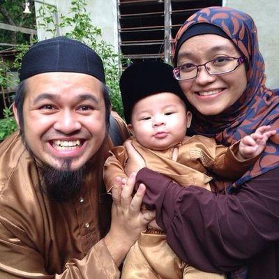 Abang Salam, Aiman Jr. dan Aiman Sr.