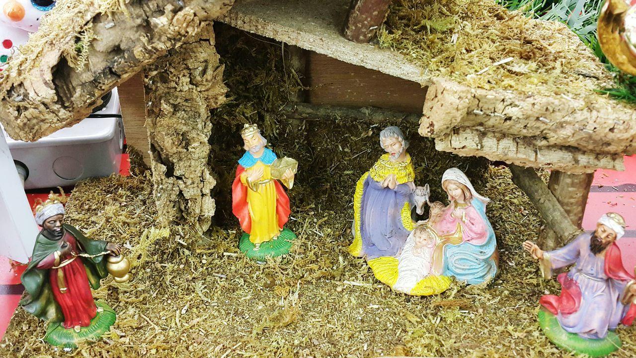Celebration Christmas Ornament Religion Nativity