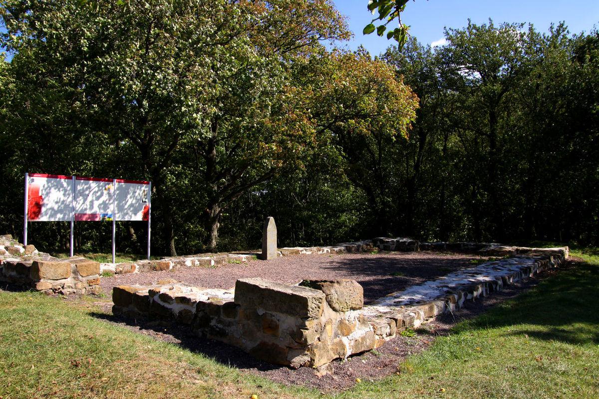 Mühlburg bei Mühlberg - eine Burg der Drei Gleichen Burg Day Drei Gleichen Landscape Mittelalter Mühlburg No People Panoramic View Thuringia Thüringenentdecken Turm