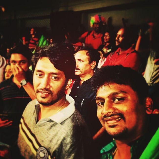 Selfie Cricket Bangalore Brother Rcb