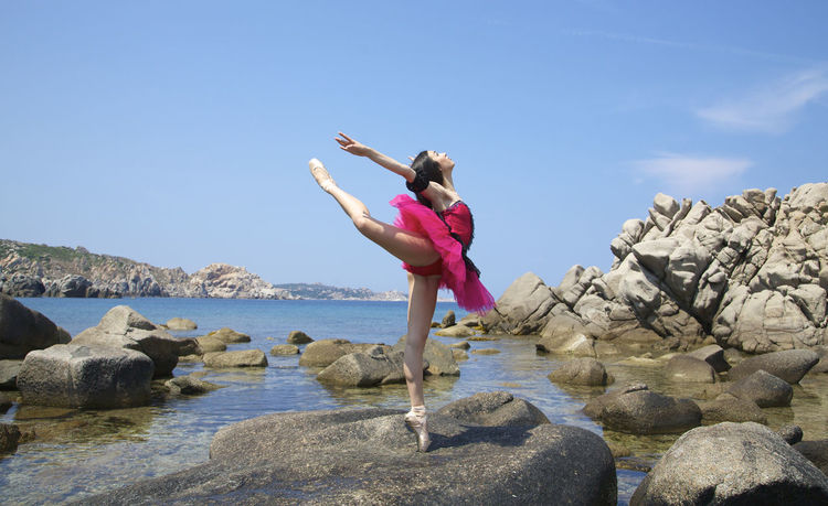 Territoriodansa Municca Sardinia Sardegna Italy  #Santateresagallura Dance Dancing Ballerina Pointshoes #classic