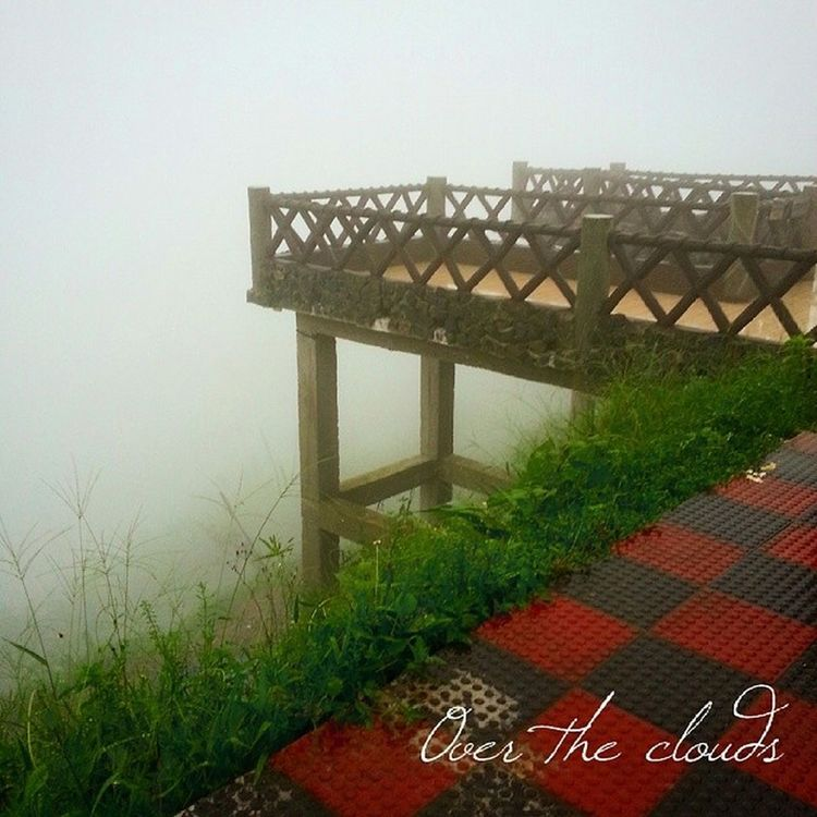 @Over The clouds Nilachal