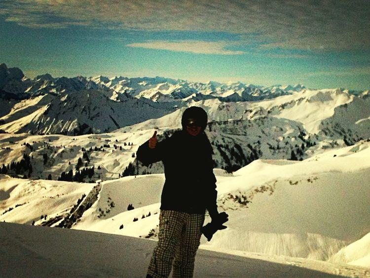 Taking Photos Smile Snowboarding Kon-Tiki: Your Adventure