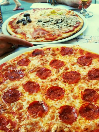 Pizza lucca mmmm