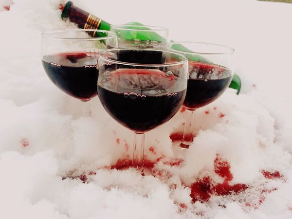 Wine Moments Red Wine Wine Wineglass Drink Food And Drink Freshness Alcohol Red No People Table Close-up Indoors  Day EyeEm Best Shots