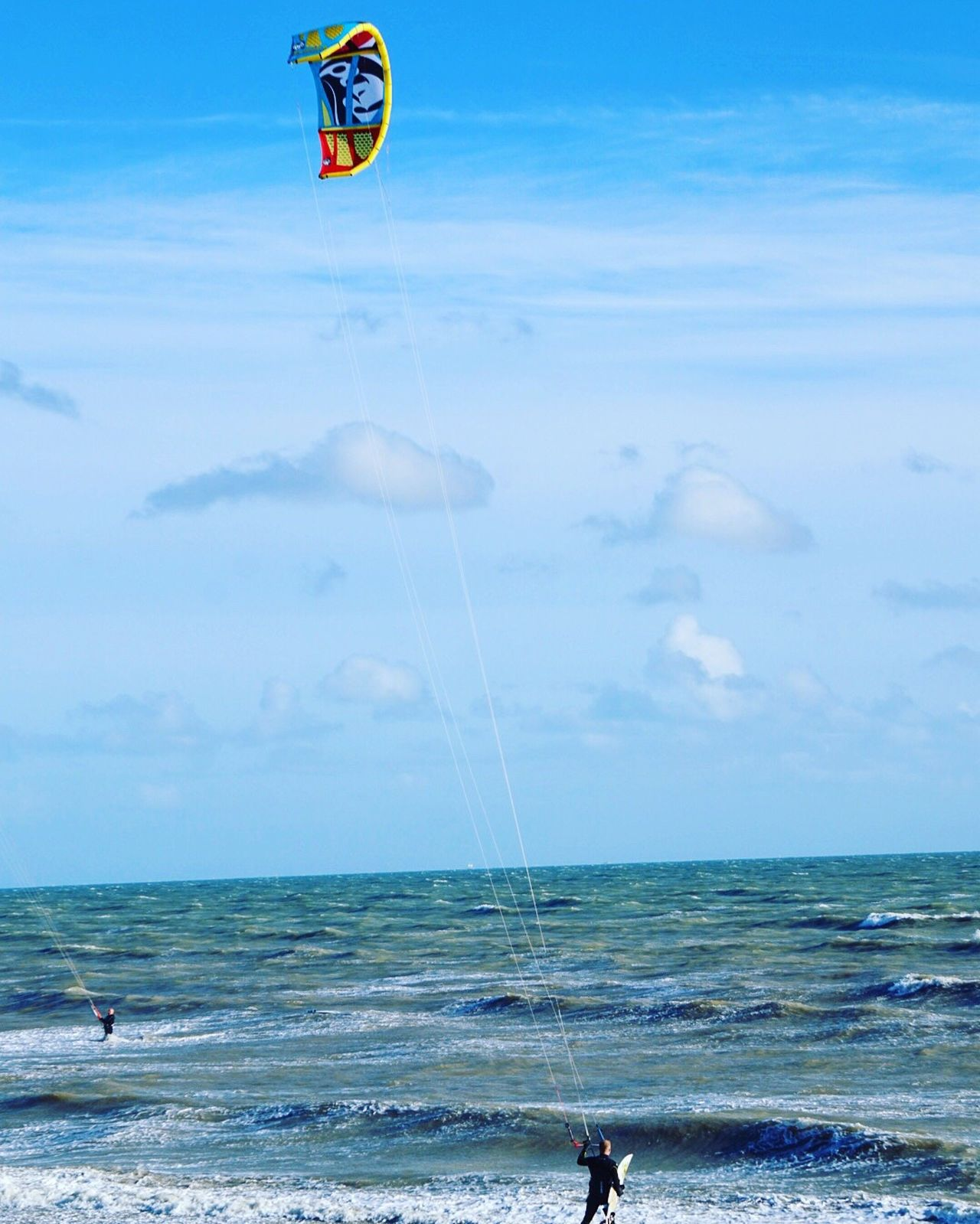 Kitesurfing 3 Sea Leisure Activity Adventure Real People Horizon Over Water Sky Beach Nature Extreme Sports Beauty In Nature Kiteboarding Flying Vacations Water Scenics Sport Outdoors Lifestyles Day Cloud - Sky Surfing Kitesurfing Worthing